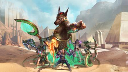 Hand of the Gods: el juego de cartas de los creadores de Smite aterriza en PC, PS4 y Xbox One