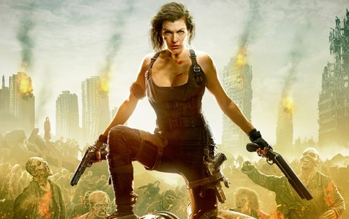 'Resident Evil: El capítulo final', el más entretenido de todos