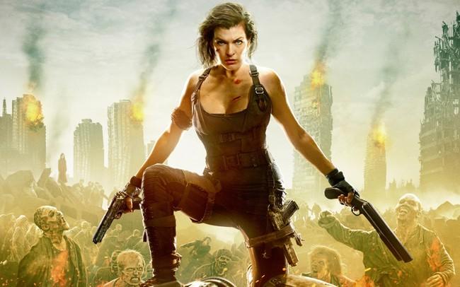 Cartel Resident Evil El Capitulo Final