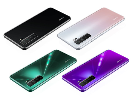 Huawei Nova 7 Se Colores