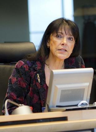 """Marielle Gallo, la Eurodiputada que considera """"terrorismo suave"""" la oposición al #ACTA"""