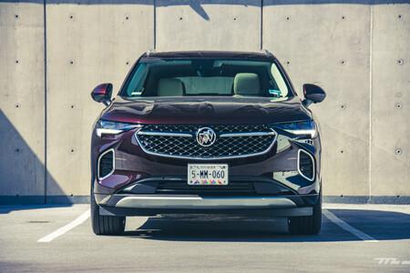 Buick Envision Avenir 2021 Prueba De Manejo Opiniones Mexico 19