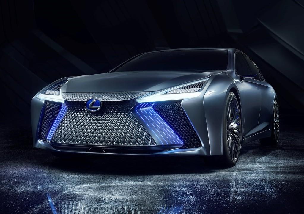 Foto de Lexus LS+ Concept, Auto Show de Tokio 2017 (7/12)
