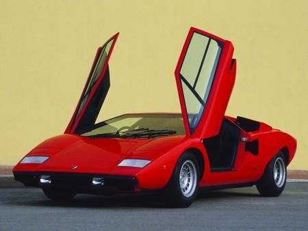 Lamborghini Countach 1973 1981