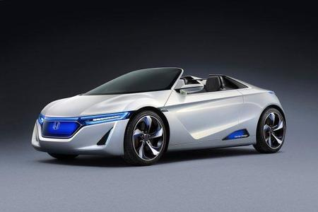 Honda presenta el EV-STER en Tokio 2011