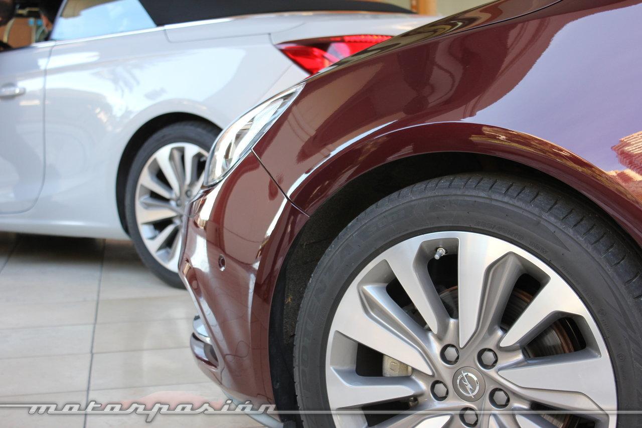 Foto de Opel Cabrio 2013 (presentación) (47/52)