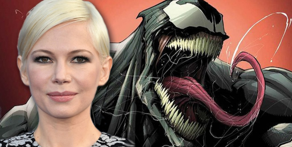 Michelle Williams is ready to 'Venom 2' and wants to participate in the action scenes