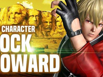 Rock Howard también llegará como DLC a The King of Fighters XIV