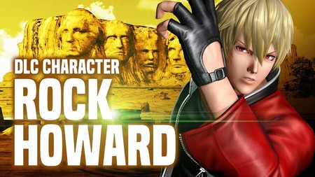 Rock Howard también llegará como DLC a The King of Fighters XIV