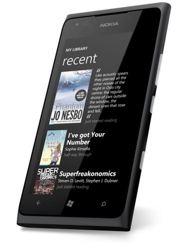 Nokia Reading abre sus páginas en los teléfonos Lumia