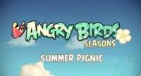 Angry Birds Seasons: Summer Pignic, la nueva entrega de la exitosa franquicia de Rovio llega a la App Store