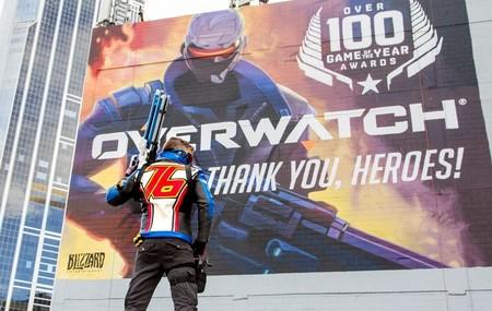 Overwatch pone el broche a su aniversario duplicando la experiencia que ganemos  este fin de semana