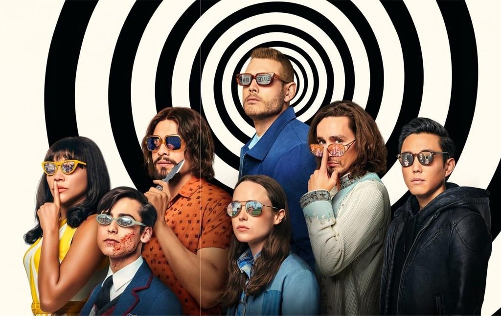 'The Umbrella Academy': la temporada 2 de la serie de Netflix mantiene sus virtudes pero con menos chispa