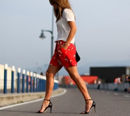 Los shorts, si son estampados, molan más [Los 50 flechazos del verano]