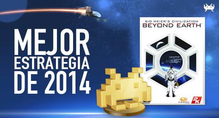Mejor juego de estrategia de 2014 según los lectores de VidaExtra: Sid Meier's Civilization: Beyond Earth