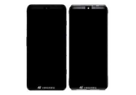 Photos of the front of the Black Shark 4 leaked through TENAA