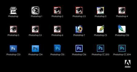 Adobe Photoshop cumple hoy 25 años