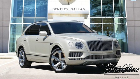 Bentley Bentayga Stetson, edición especial que rinde homenaje a ¿un sombrero?