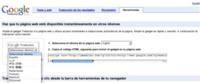 Widget de Google Traductor