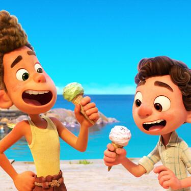 Hemos visto 'Luca', una divertida y conmovedora historia sobre la amistad en la infancia que no te puedes perder