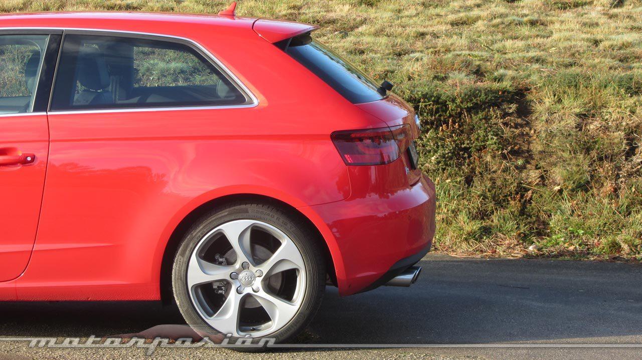 Foto de Audi A3 2.0 TDI (prueba) (51/52)