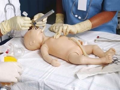 Presentado en España el primer bebé simulador