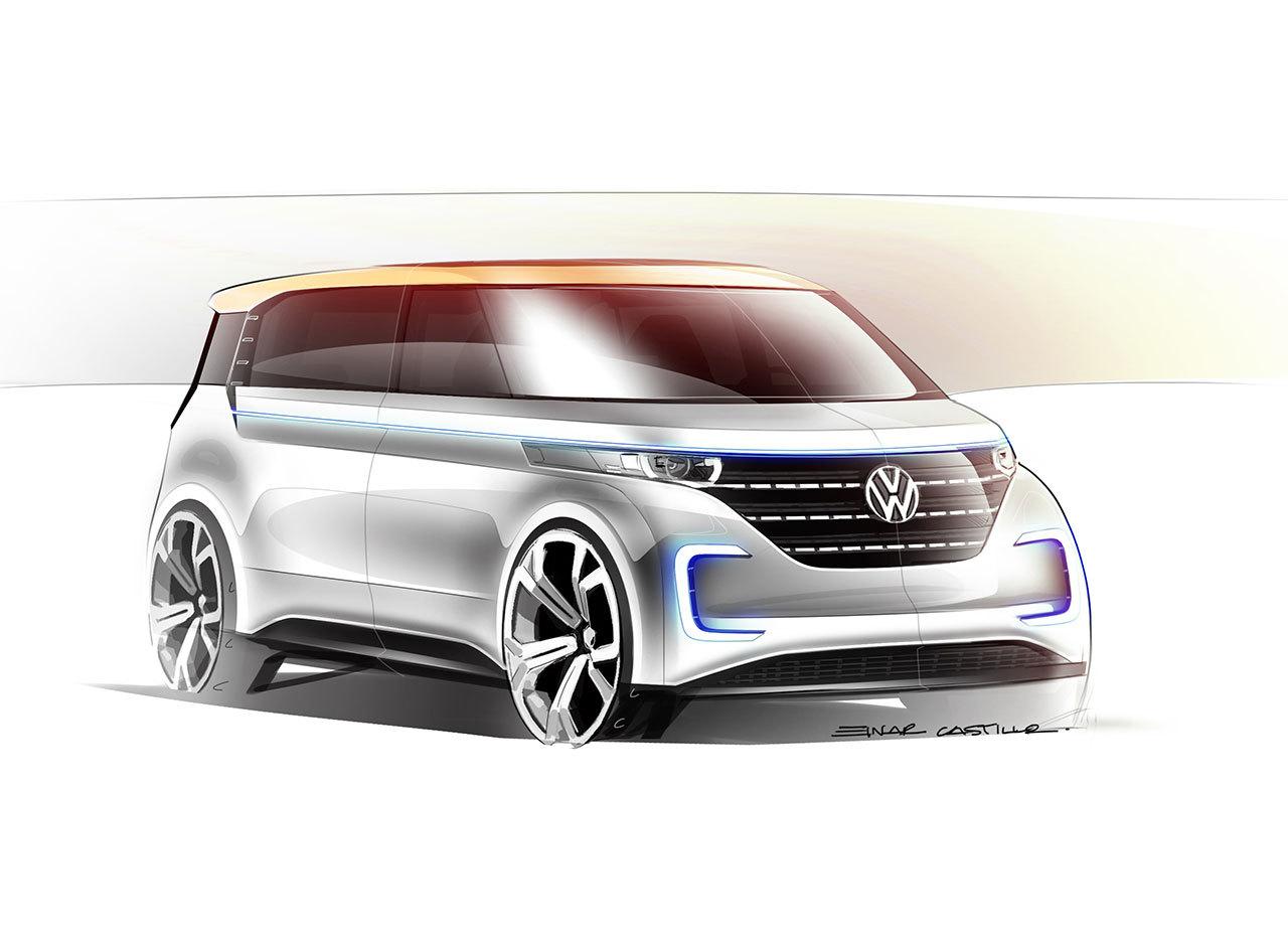 Foto de Volkswagen BUDD-e (14/24)