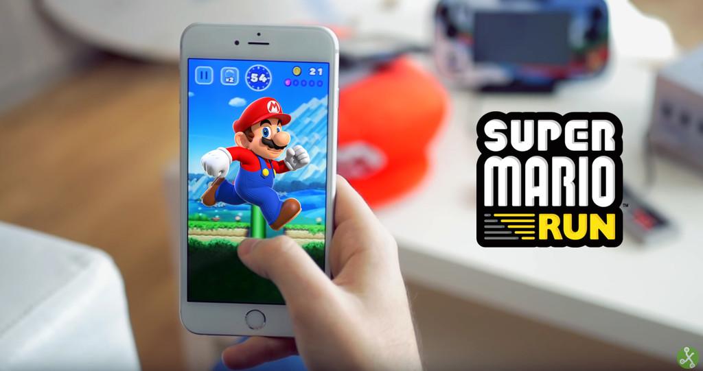 Super Mario Run Vx