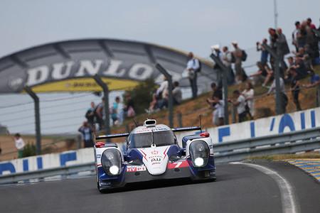 24 horas de Le Mans 2014: Una vuelta al circuito de La Sarthe a bordo del Toyota TS040 Hybrid