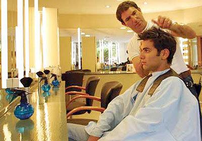Servicio de peluqueria