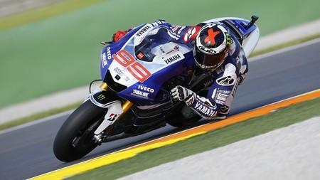 Jorge Lorenzo lidera la primera sesión de test de MotoGP 2014