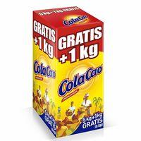 ¿Te gusta el Colacao? La caja de 6 kilos de ColaCao está rebajada a 19,85 euros en amazon