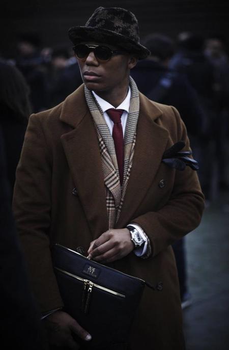Street Style Pitti Uomo Italia 87 Trendencias Hombre