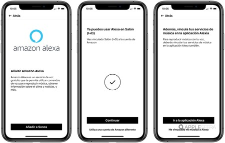 Alexa Sonos Iphone Applesfera