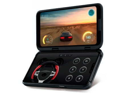 Así es la Dual Screen de LG, la funda con pantalla para convertir el LG V50 en una consola portátil