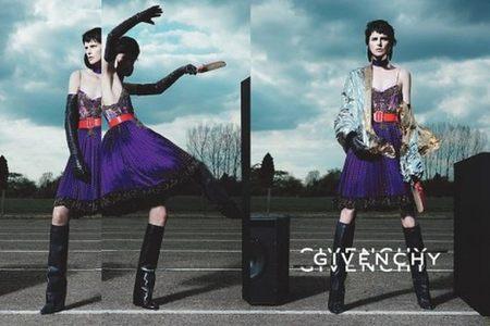 La colección otoño invierno  2012/13 de Givenchy nos parte en dos