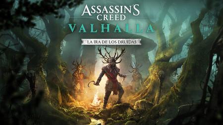 La Ira de los Druidas, el primer DLC de Assassin's Creed Valhalla, se retrasa ligeramente hasta mediados de mayo