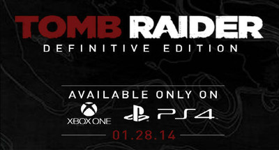 Tomb Raider: Definitive Edition es confirmado para Xbox One y PS4