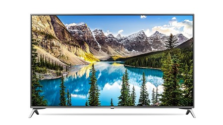 Televisor 4K HDR LG de oferta
