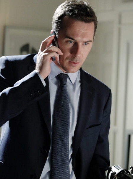 ¿Quién es... Barry Sloane, el inglés que nos perturba en 'Revenge'?