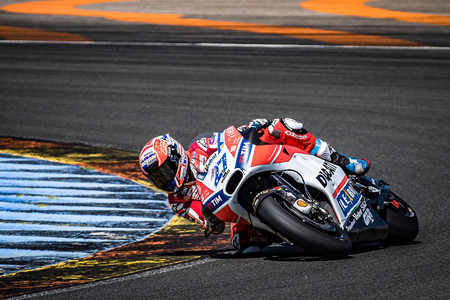 Casey Stoner Ducati Motogp 2017 Valencia Test 4