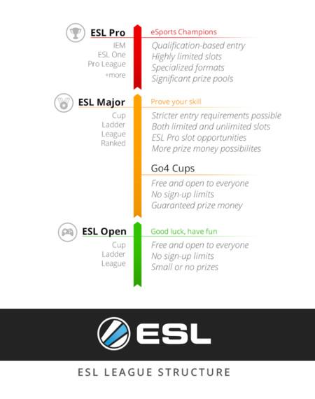 Estructura Ligas Esl