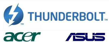 Acer y ASUS traerán los puertos Thunderbolt a Windows el año que viene
