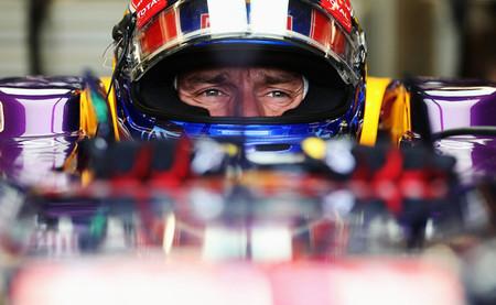 """Mark Webber lidera unos últimos libres """"light"""""""
