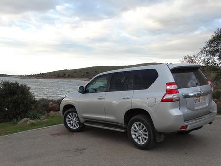Prueba Toyota Land Cruiser Exteriores 14