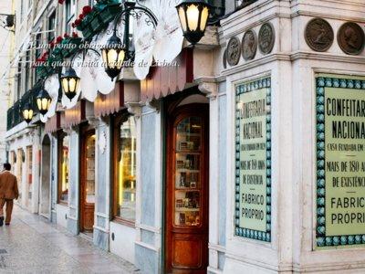 La Confeitaria Nacional, otra parada obligada en Lisboa para los golosos