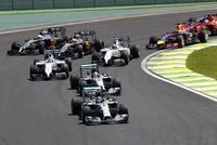 Gran Premio Brasil: Una de cal y una de arena (carrera)