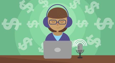 Monetizacion Podcast