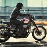 Yamaha SCR950 2017: la scrambler del sol naciente podría saltar el charco este otoño