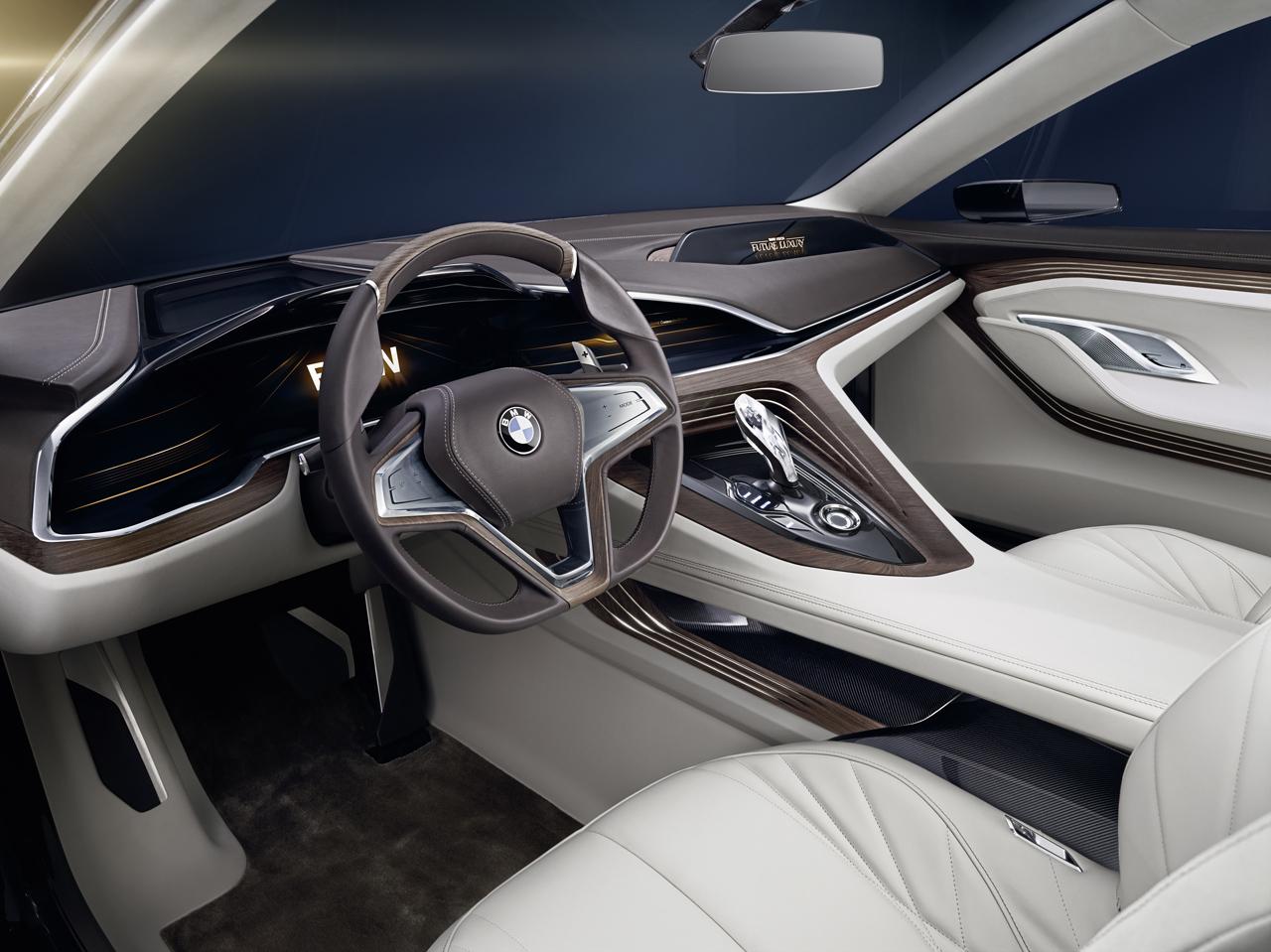Foto de BMW Vision Future Luxury (32/42)